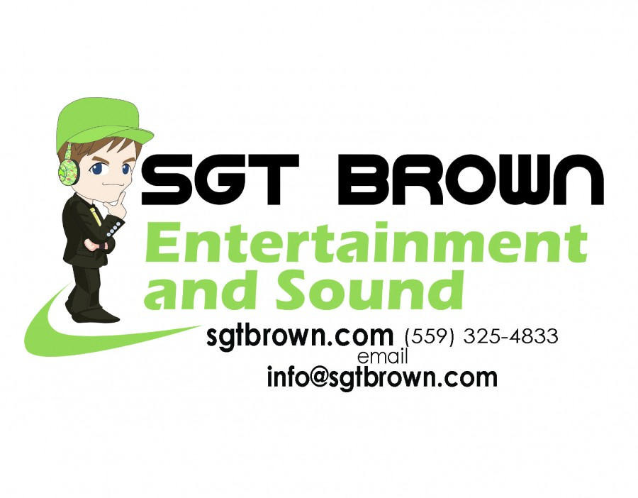 Sgt Brown Entertainment and Sound at ZappCon