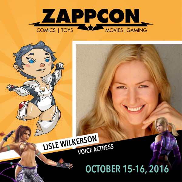lisle guest at zappcon